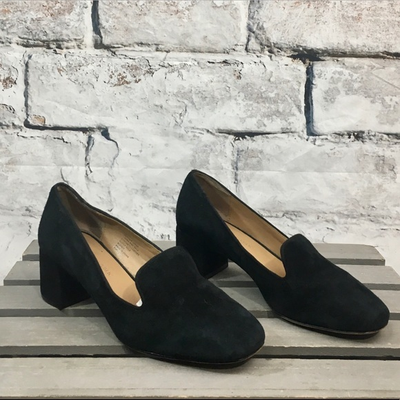 6daaab3b7abcb Banana Republic Shoes - Banana Republic Comfy Low Block Heel Loafer